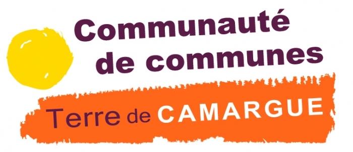 Logo Communauté de Communes Terre de Camargue